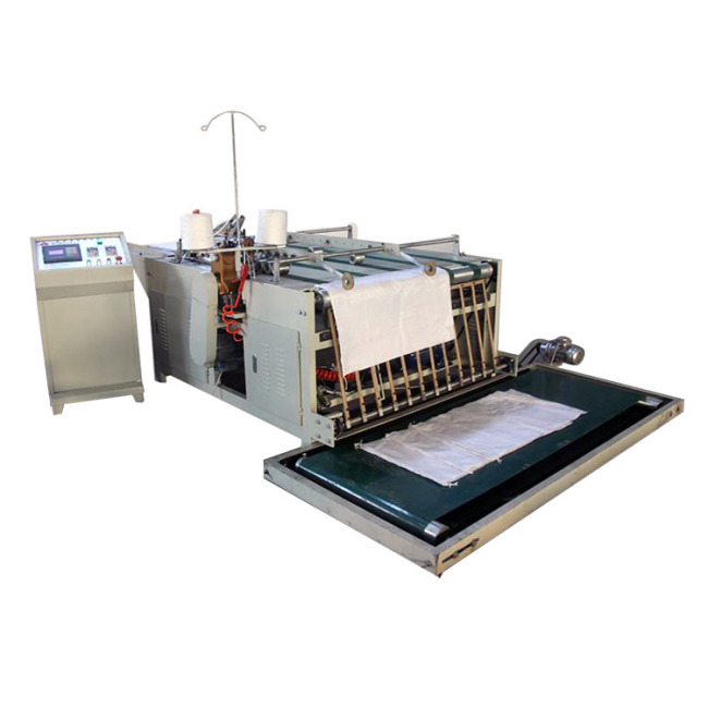 High Speed PP Woven Rice Bag Bottom Stitching Sewing Machine