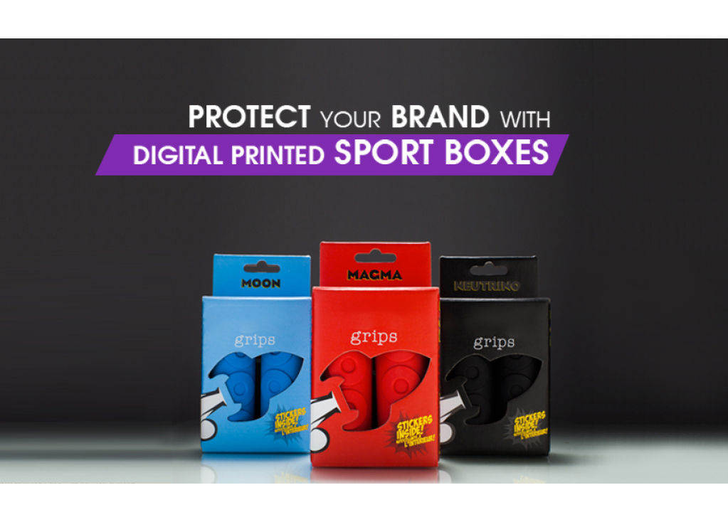 Protect your Brand with Digital Printed Sport Boxes