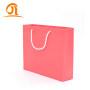 Wholesale spot goods custom luxury black shopping paper bag printing Amazon kraft gift packaging bag with logo print