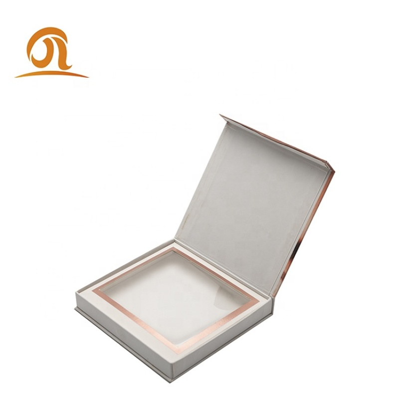 2020new Empty Eyelash Box Small Gift Box Handcrafted Best Quality Magnetic Box