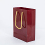 High Quality Luxury Handle Cardboard Paper Gift Bag With Handle