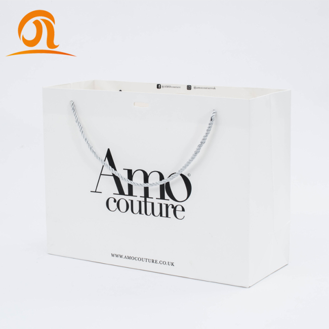 Wholesale Cheap Oem Handmade Fancy Gift Shopping Decorative Wrapping Paper Gift Bags