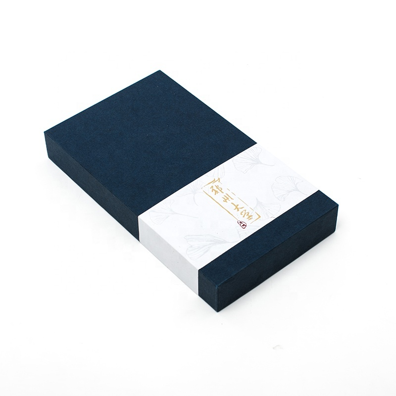Factory Custom Blue Gift Boxes Wholesale For Packing