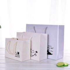 Wholesale custom size large bag paper gift