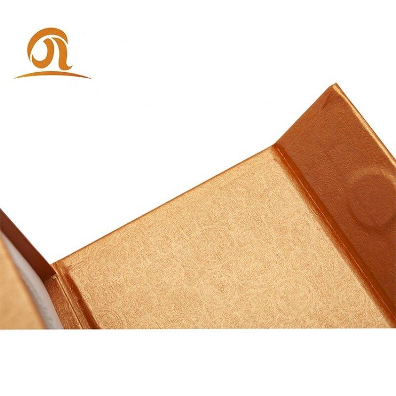 Chinese custom size food grade cardboard paper board tea storage  packaging box