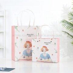 Wedding door gift paper bag,paper bag for wedding gift,paper bag wedding
