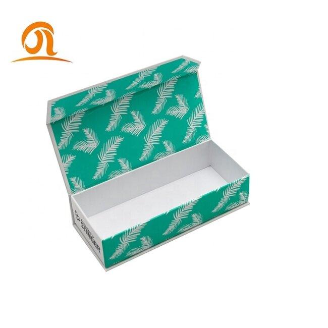 2020 luxury customized packaging bulk handmade square paper suitcase gift box
