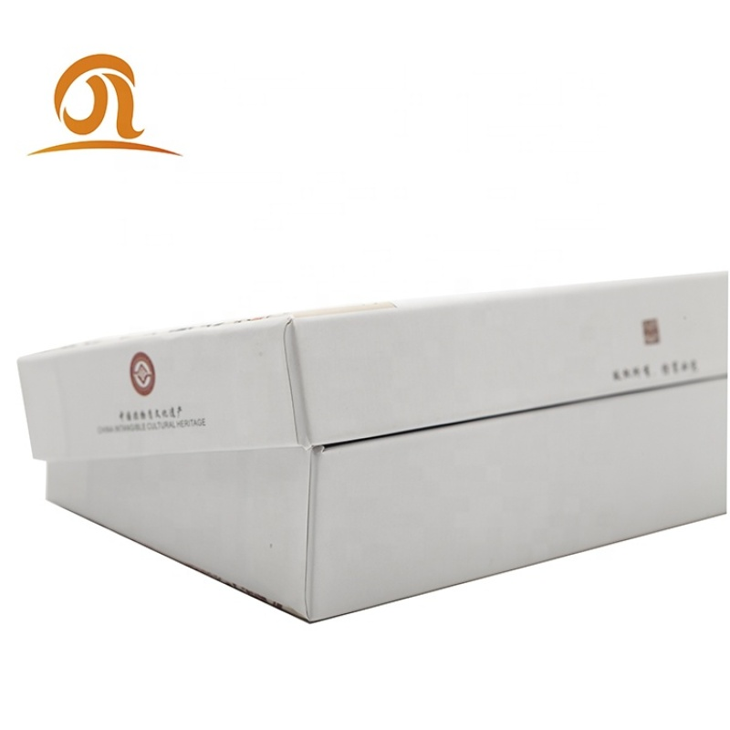 Cardboard Paper Box for Jewelry and Gift Paper Box With Cotton Lining