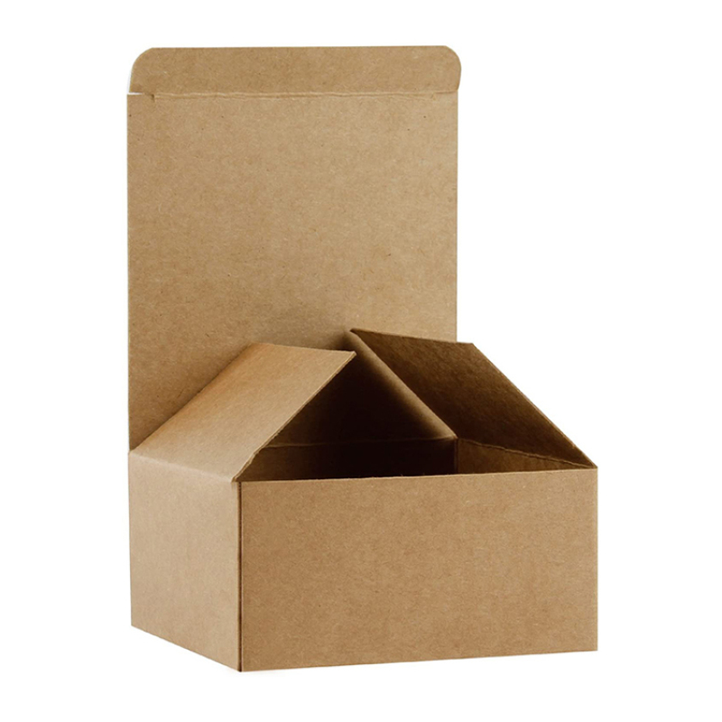 High quality recyclable cardboard gift box wedding party mug shower soap gift craft paper box