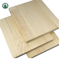 Rectangular Radiata Pine Wood Panel Finger Jointed for Desk Top