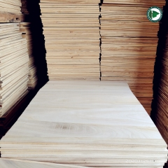Factory Supply Wholesale Price  Paulownia Wood Panel For Furniture Use