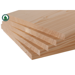 Tae-kwon-do Breaking Boards Made of Softwood Paulownia Solid Wood Board