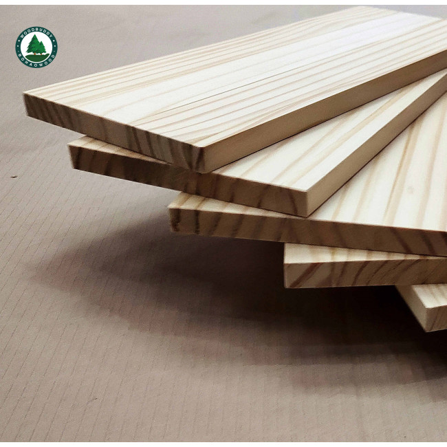 Ins Style American Industrial Style Carbonized Wood Board