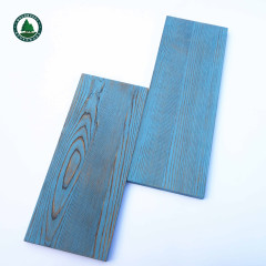 Mediterranean Style Carbonized Painted Panel