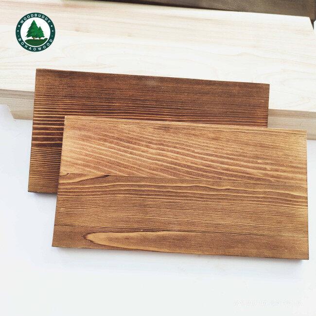 Carbonized Board Solid Paulownia Wood Board Panel