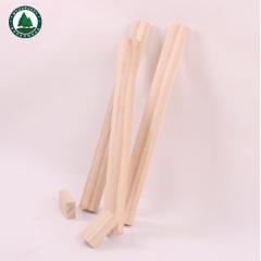 Paulownia Strip Solid Paulownia Wood for Furniture Use