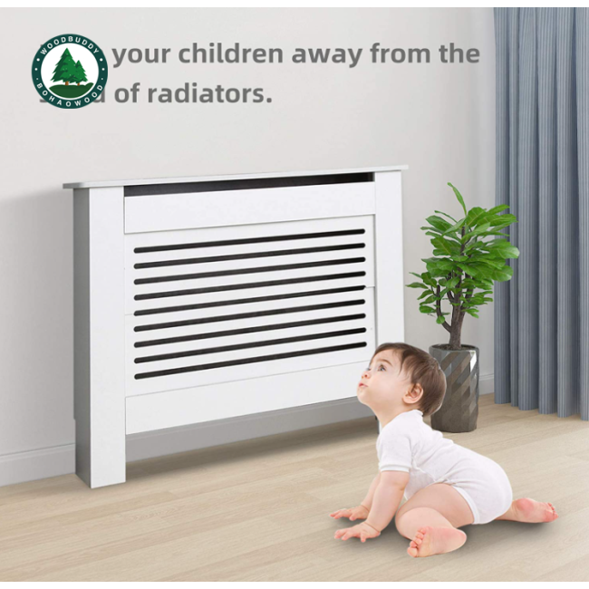 MDF Radiator Cover for Home use