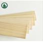 Solid Paulownia Wood Board Rustic Shantong Paulownia Wood Panel for Cabinet
