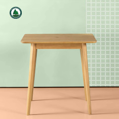 30 Inch Wood Dining Table / Solid Wood Kitchen Table / Table Only / Easy Assembly