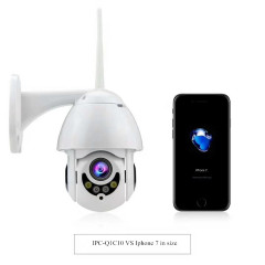 "2.5"" smart mini WIFI PTZ camera"