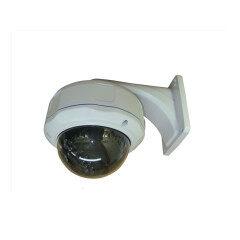 2.0MP/1080P IP vandalproof dome camera