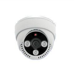 5.0MP IP Network plastic IR dome camera