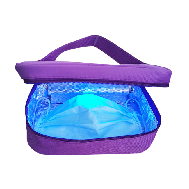 Portable Disinfection UV Bag Sterilizer