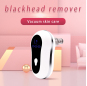 Facial and Whitehead Electronic Blackhead Remover Vacuum Waterproof White USB Head Power