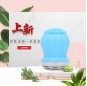 Factory Portable face washing cleansing skin cleansing makeup remover can be heated face cleaner USB charging