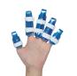 High Quality U-Shaped And Cross-Shaped Aluminum Alloy Finger Fixing Splint