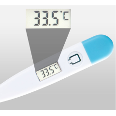 New portable Customized household high-precision electronic thermometer with font count