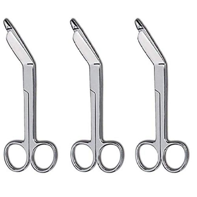 420 Stainless Steel Mirror Surface Reusable Bandage Scissors