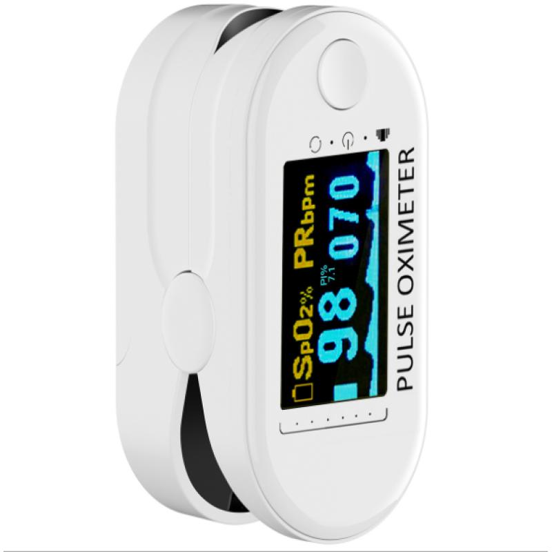 Fast Delivery Home Care Display Finger Clip pulse Oximetro