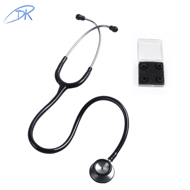 New product wholesale high quality double head stethoscope for adult use