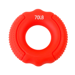 Different styles of silicone gripper rehabilitation training device hand muscle relaxer O-ring
