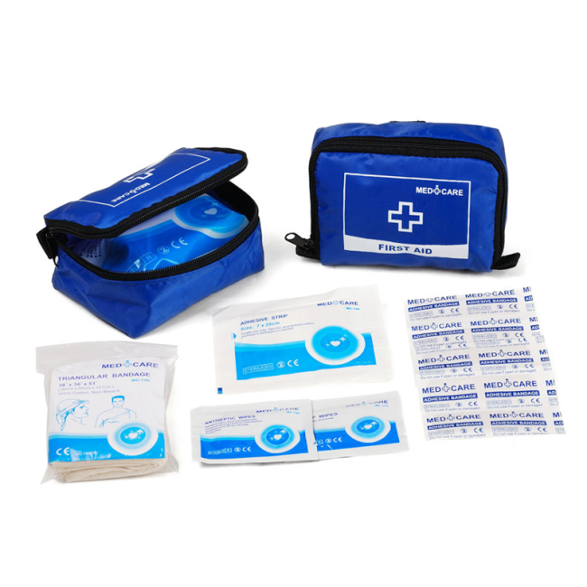 Professional Multi-Functional Medical Red First Aid Kit Bag