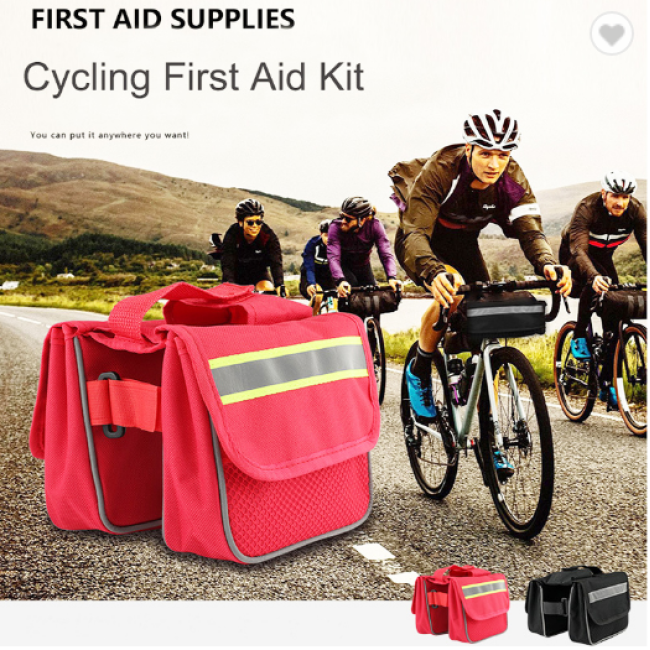 Bicycle Riding Emergency Kit Trip Portable Outdoor First Aid Kit