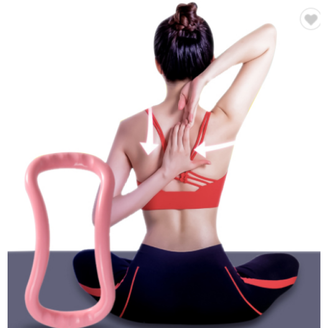 New Durable Yoga Ring High Quality Yoga Stretching Ring