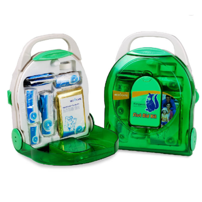 Home Cute medical bags Waterproof First Aid Kit with Special Design