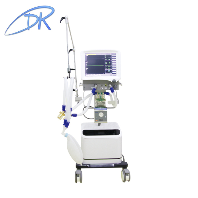 ICU Invasive Ventilator