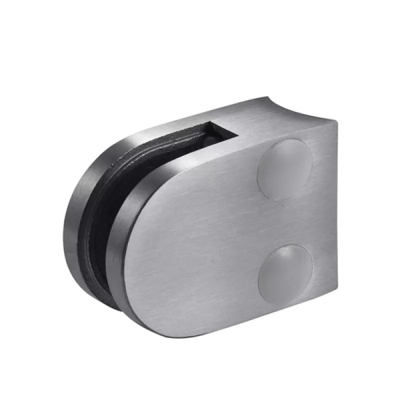 Hot Sale Square Glass Holding Clamp Bracket Shelf Support for 8-12mm Thickness Glas