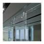 popular selling sliding glass doors roller kit frameless sliding glass door system sliding door fitting