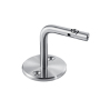 custom adjustable rod stainless steel bracket with M6 thread for wall mount