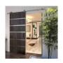 hardware sliding door rail kits flush sliding wood wooden sliding door shower fitting system