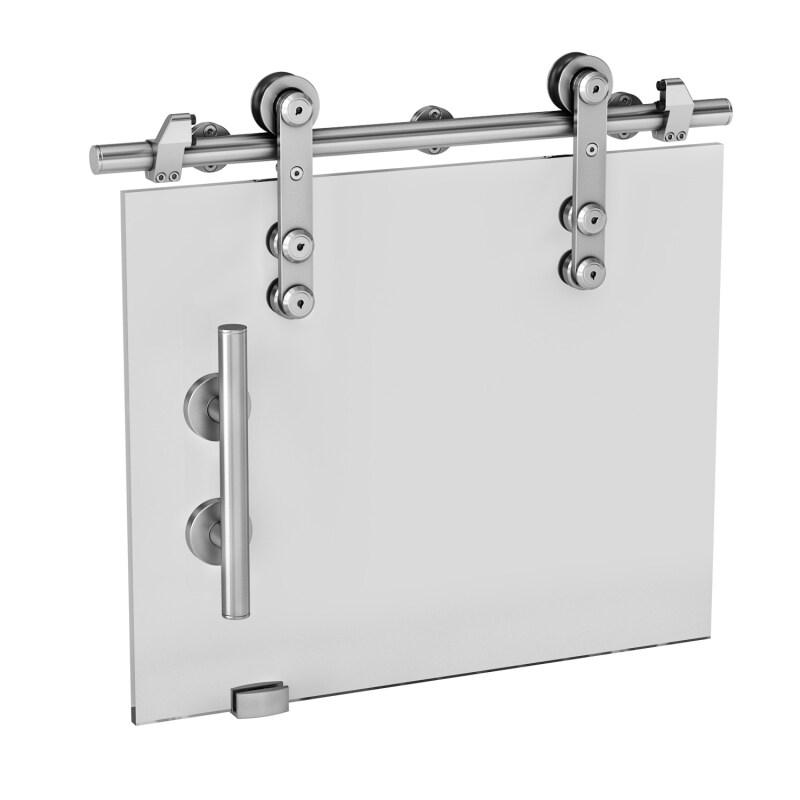 wheels roller assembly sliding door kit shower track system sliding glass door fitting for glass door