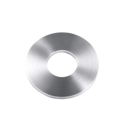 AISI 304/316 stainless steel anchor plate disc circle for stainless steel tube