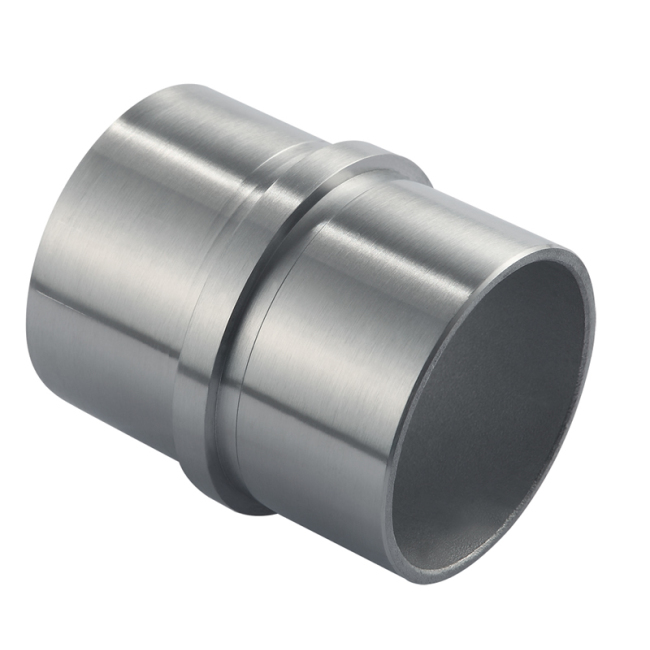 180 degree stainless steel round tube connector pipe fitting elbow