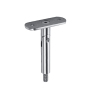 Adjustable Stainless Steel Handrail Bracket Saddle Without Base