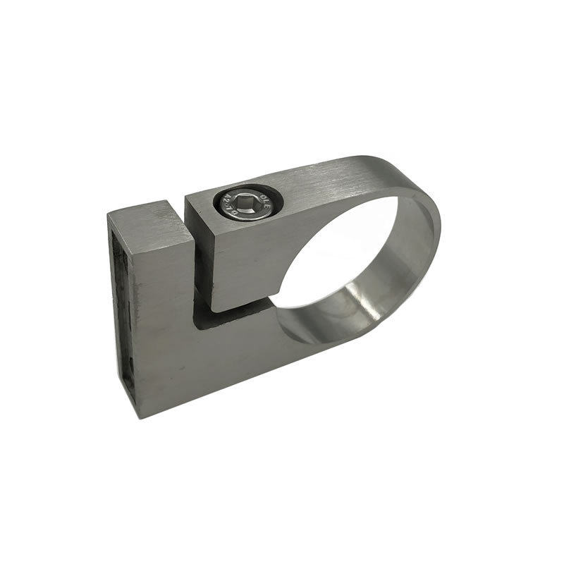 marine boat yacht railing handrail 316 stainless steel pipe tube connector clamp
