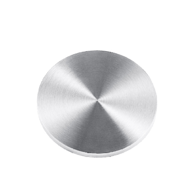 hot sale railing accessories staircase parts 304 stainless steel round disc circles